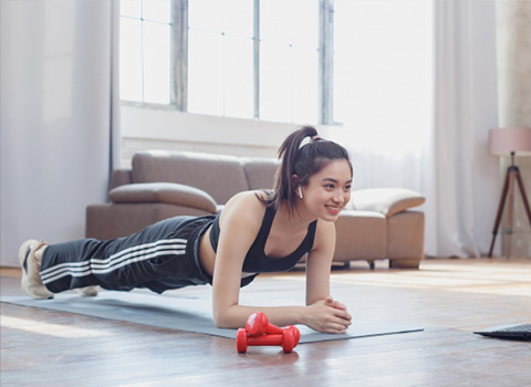 リバウンドさせないためのあなただけの自宅で簡単トレーニング