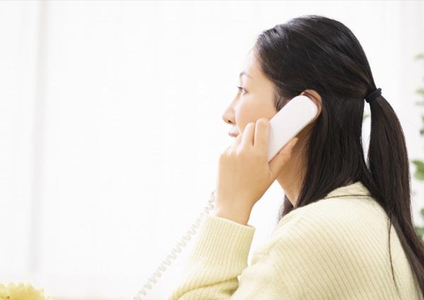 電話or申込フォームから体験予約